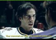 Goalie-Amp Energy TV ad