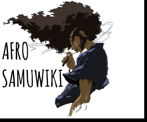 File:Afro Samurai wiki logo.png