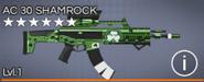 AC 30 Shamrock 6 star