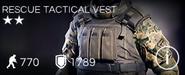 Rescue Tactical Vest
