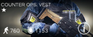 Counter Ops. Vest