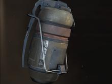 Concussion Grenade ingame
