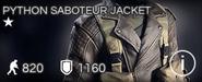 Python Saboteur Jacket