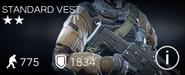 Standard Vest