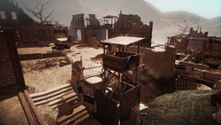 Razed Fort Map HD image 1