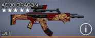 AC 30 Dragon 5 star