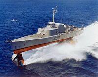 HMCS Bras d'Or (FHE-400)