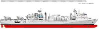 Rocky Mountain-class Fleet Replenishment Oiler