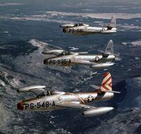 F-84-47 Thunderjet