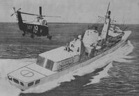DDL from Navy News September 72