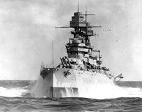 USS Arizona (BB-39) - 1930s
