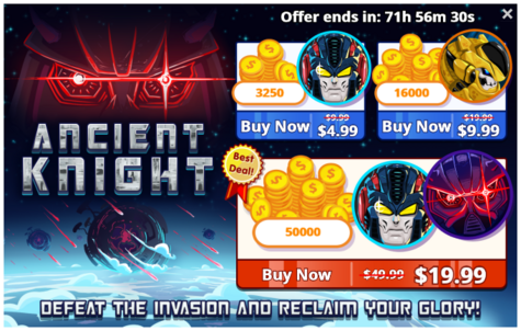 Mechanos-ancient-knight-offer
