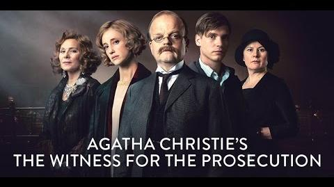 The Witness for the Prosecution cast share their thoughts on Agatha Christie
