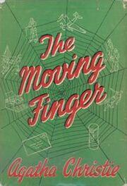 The Moving Finger First Edition Cover 1943