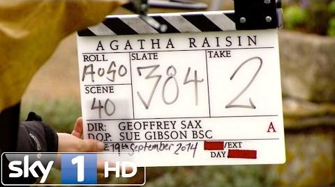 Welcome To Carsley - Agatha's New Home - Agatha Raisin- The Quiche Of Death