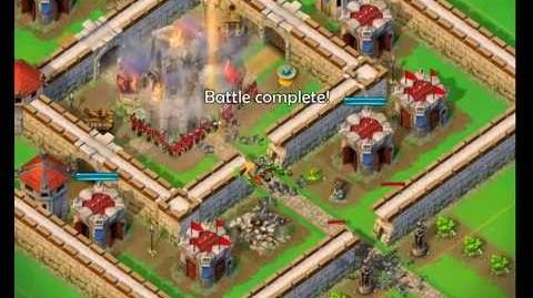 Age of Empires Castle Siege - Mission Kenilworth