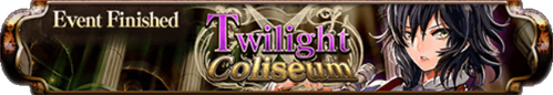 Twilight Coliseum Banner