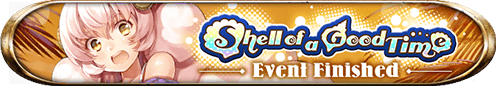 Shell of a Good Time Banner