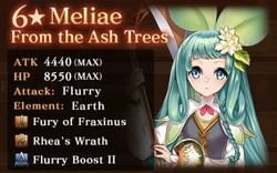 NR Meliae Reward