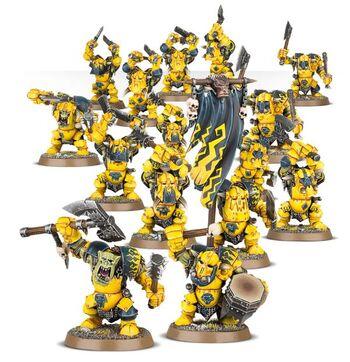 Ardboys Ironjawz Orruks Miniatures
