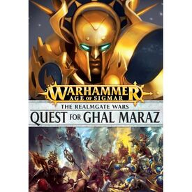 The Quest for Ghal Maraz cover