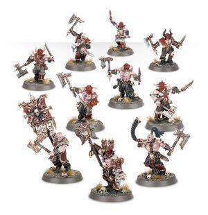 Goretide Bloodbound Miniatures