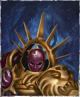 Zephacleas Stormcast Eternals Illustration