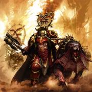 Korghos Khul Grizzlemaw Bloodbound Illustration