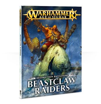 Battletome Beastclaw Raiders Destruction Sigmarlore