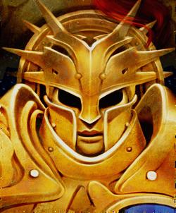 Marellus Lionheart Stormcast Eternals Illustration