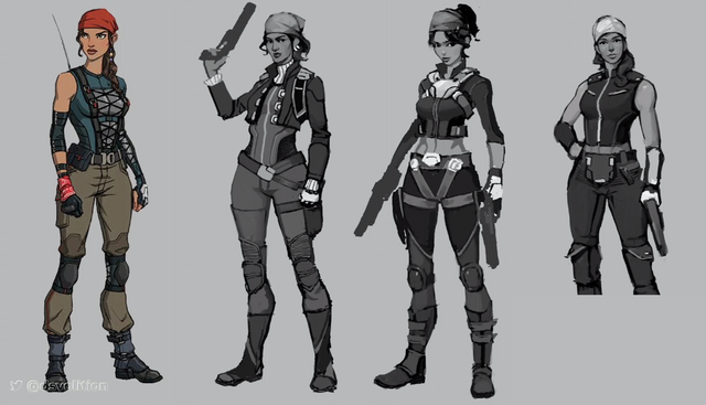 File:Agents of Mayhem Fortune Art 6.png