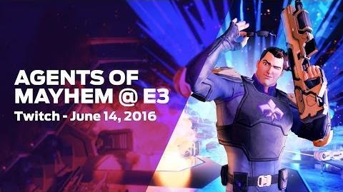 Volition stream E3 2016 Twitch