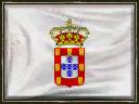Flag portuguese large normal