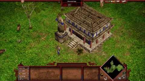 Age of Mythology - Terracotta Warrior Sounds