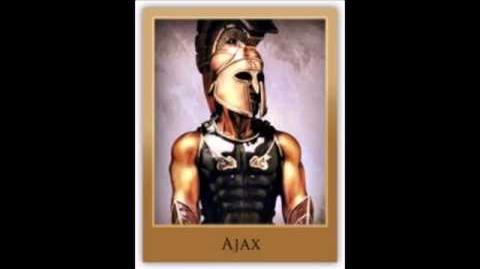 Age of Mythology - Ajax