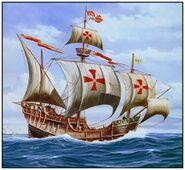 Caravel history