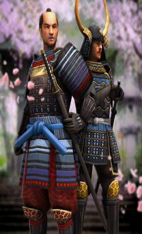 Mototada and Kichiro