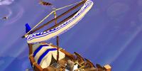 Catapult Trireme