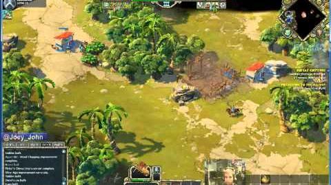 Age of Empires Online Walkthrough - Pt.160 Greek - Defeat Chytroi (I)