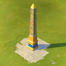 Large Obelisk
