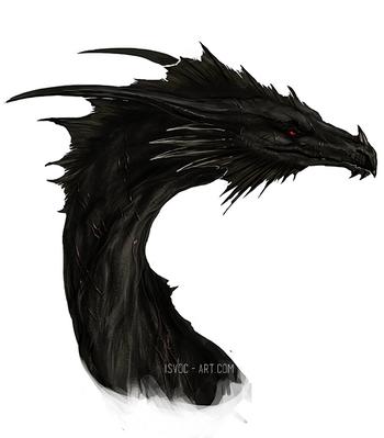Age of fire dragon trio by isvoc-d7zqvk5 - Copia (2)