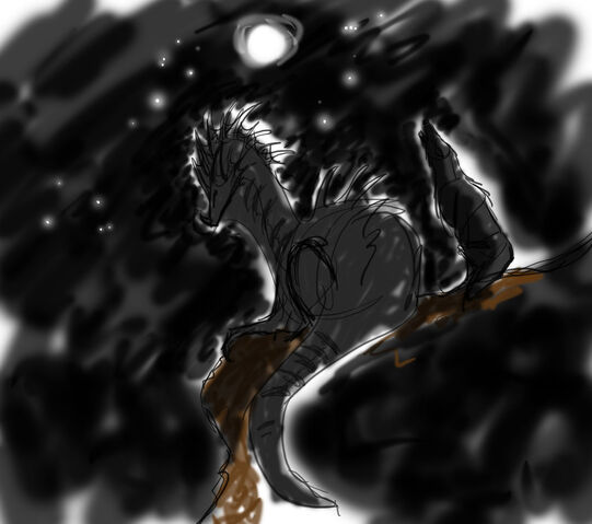 File:Howling to the moon by queensaphira-d6cplbf.jpg