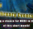 End of February Events