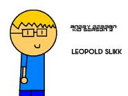 AGK season2 Leopold wallpaper