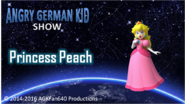Princess Peach (AGKFan640) Wallpaper