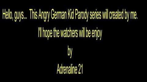 Adrenaline21's AGK Parodies Episode 2 AGK watches Flying Fish of Doom
