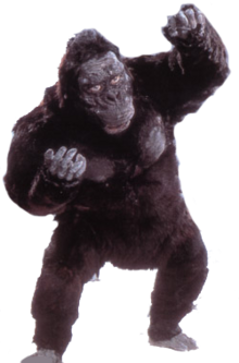 King Kong (Full Body)