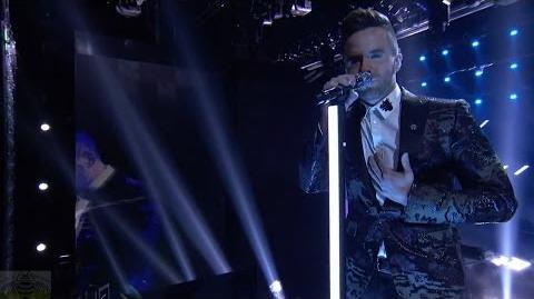 America's Got Talent 2016 Finals Singer Brian Justin Crum S11E22