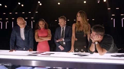America's Got Talent 2017 Who Makes It Part 1 Judge Cuts S12E08