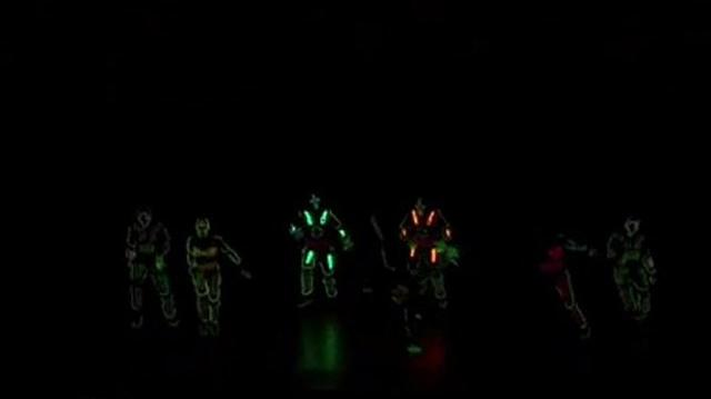 Team iLuminate, Semi-Finals ~ America's Got Talent 2011-0